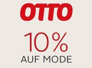 10% auf das gesamte Modesortiment bei otto.de