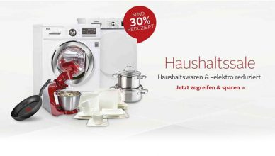 Haushalts Sale otto