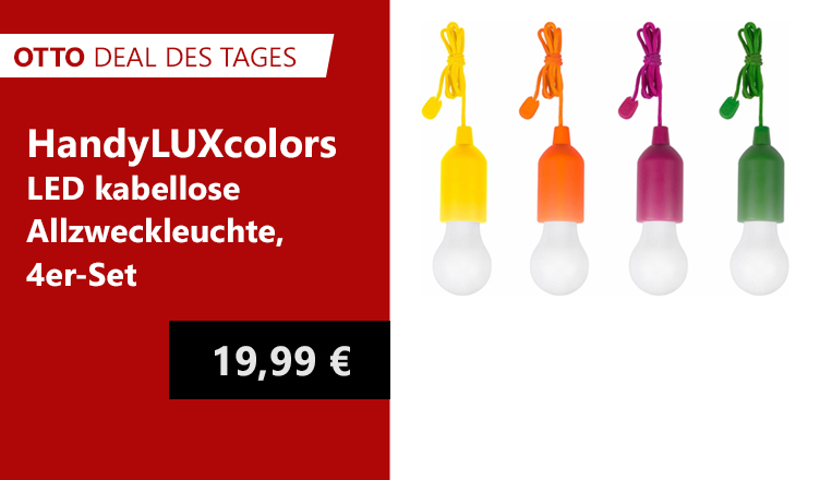 HandyLUXcolors OTTO Deal des Tages