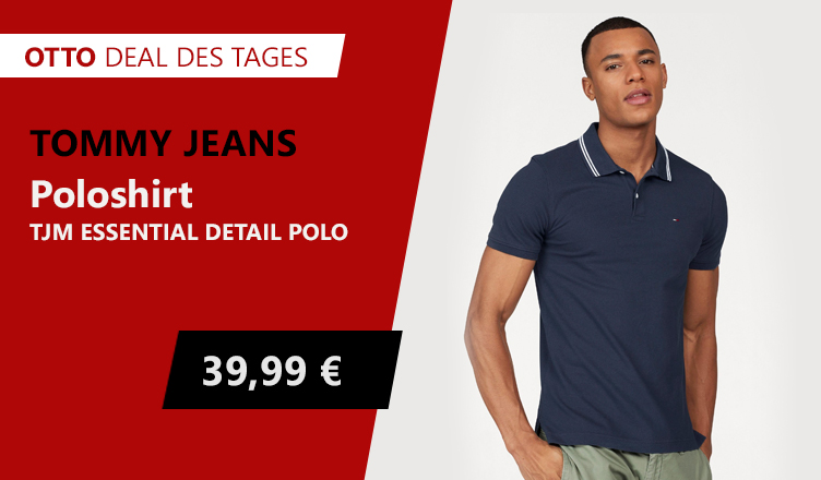 OTTO Deal des Tages TOMMY JEANS Poloshirt