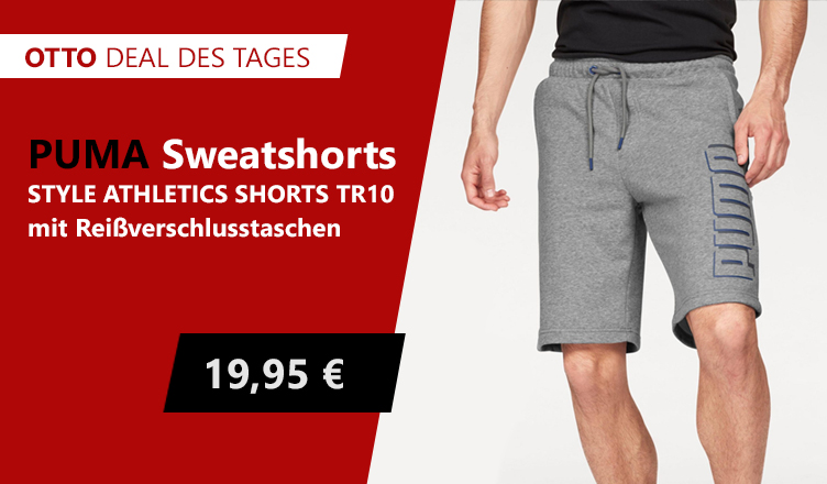 OTTO Deal des Tages PUMA Sweatshorts