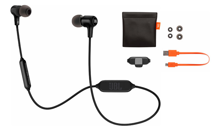 JBL In-Ear Bluetooth Kopfhörer E25BT