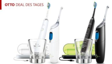 OTTO Deal des Tages Philips Sonicare HX8492 OTTO Deal des Tages