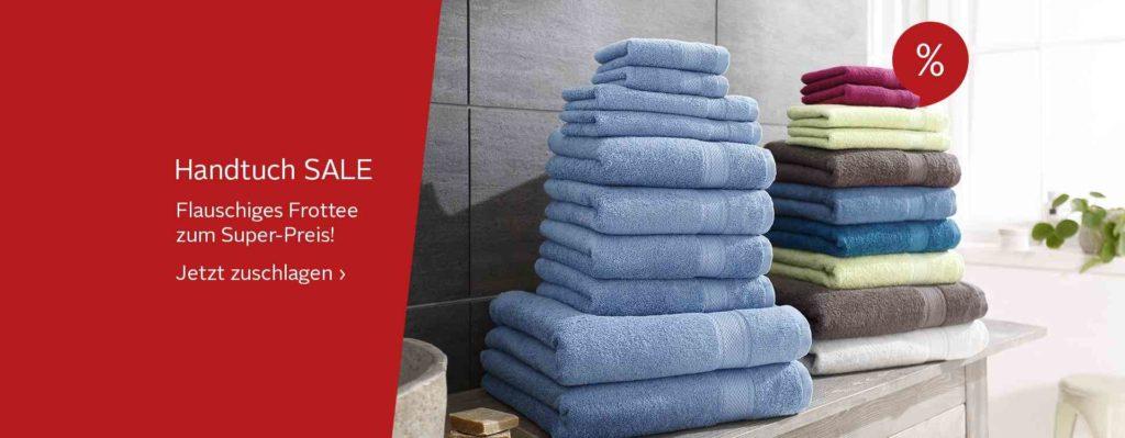 Handtücher günstig kaufen